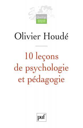 10 leçons de psychologie et pédagogie