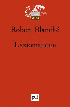 L'axiomatique