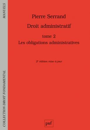 Droit administratif Tome 2