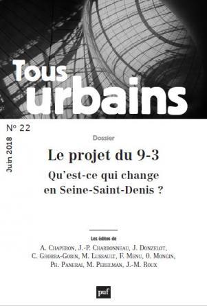 Tous urbains n° 22 (2018)