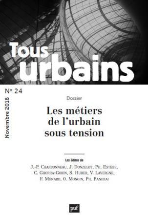 Tous urbains n° 24 (2018)