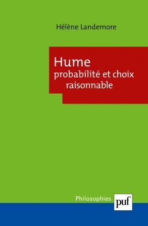 Hume. Probabilité et choix raisonnable
