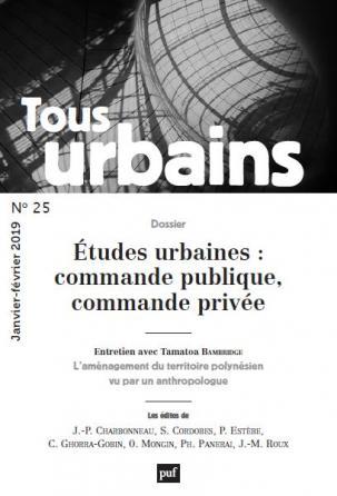 Tous urbains n° 25 (2019)