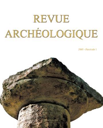 Revue archéologique 2005, n° 1