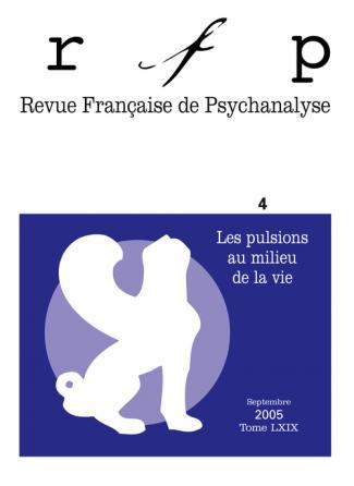RFP 2005, t. 69, n° 4