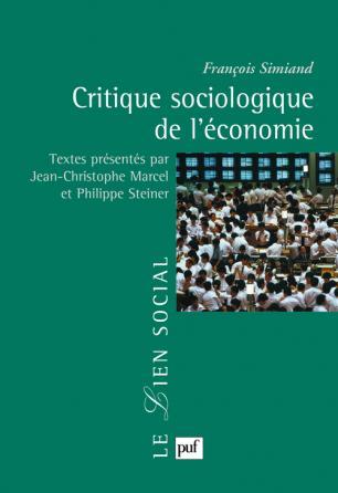 Critique sociologique de l'économie