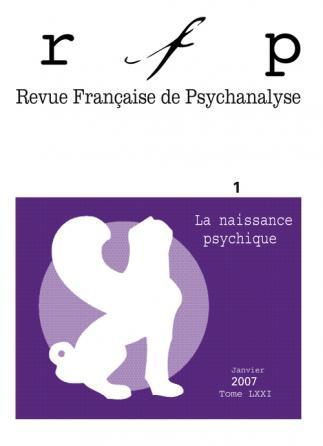 RFP 2007, t. 71, n° 1