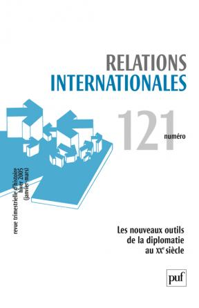 Relations internationales 2005, n° 121