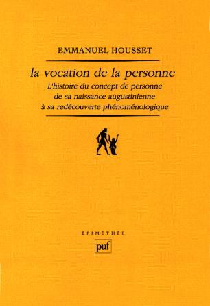 La vocation de la personne