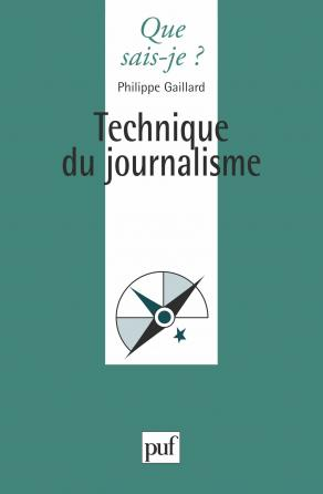 Technique du journalisme