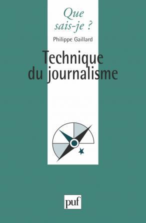 Technique du journalisme