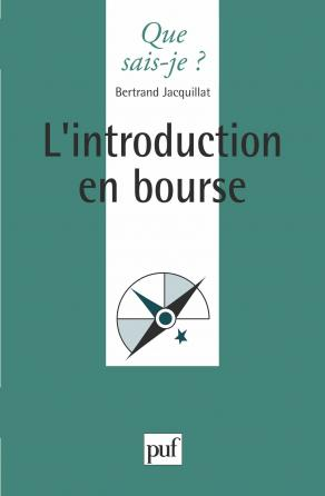 L'introduction en bourse