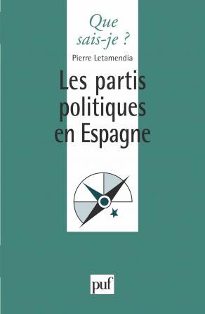 Les partis politiques en Espagne