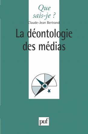 La déontologie des médias