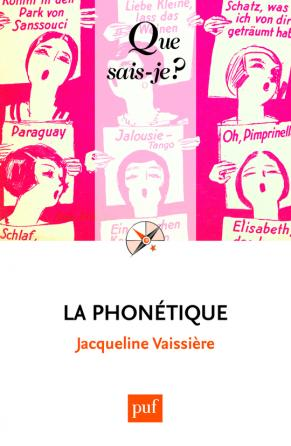 La phonétique