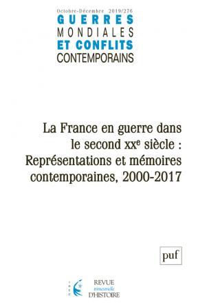 Guerres mondiales et conflits contemporains, 2019-4