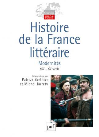 Histoire de la France littéraire. Volume III