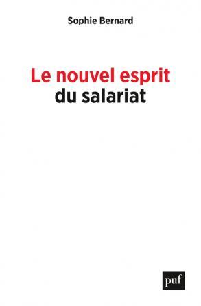 Vignette document Le  nouvel esprit du salariat : rémunérations, autonomie, inégalités