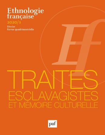 Ethnologie française 2020, n° 1