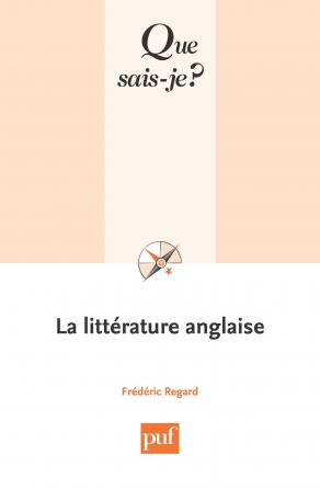 La littérature anglaise