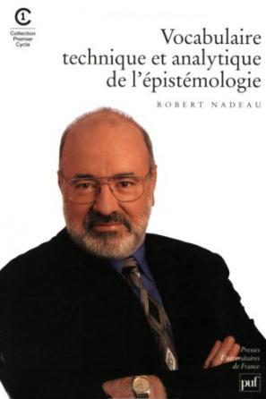 Vocabulaire technique et analytique de l'épistémologie