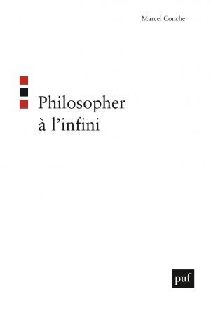 Philosopher à l'infini