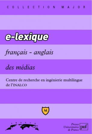 e-lexique français-anglais des médias