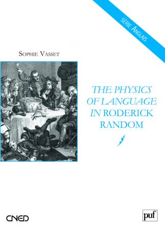 The Physics of Language in « Roderick Random »
