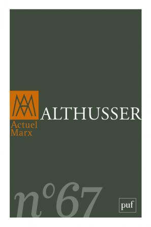 Actuel Marx n° 67