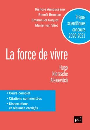 Prépas scientifiques 2020-2021. Français/Philosophie