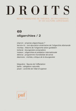 Droits 2019 n°69