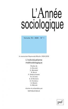 L'Année sociologique 2020, vol. 70 (1)