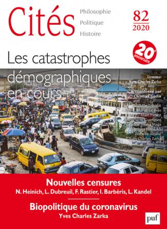 Cités n° 82 (2020-2)