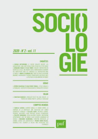 Sociologie 2020, N.2
