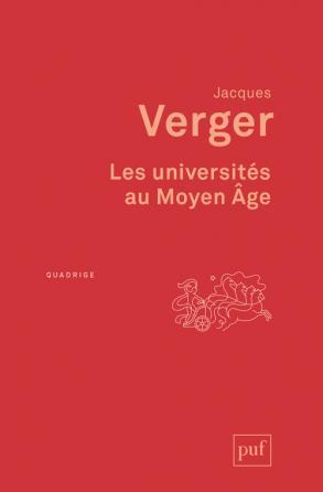 Les universités au Moyen Âge