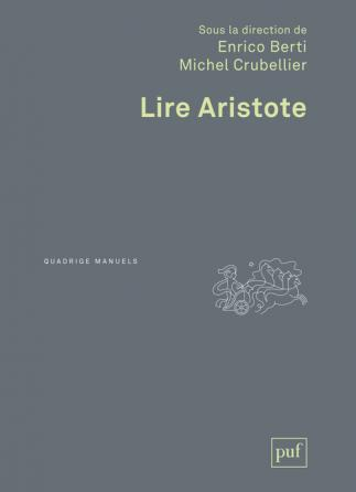 Lire Aristote