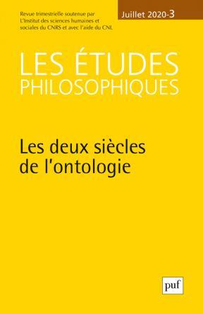 Les études philosophiques 2020-3