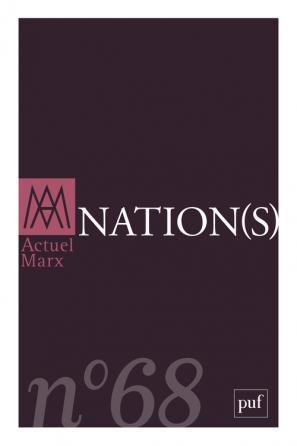 Actuel Marx 2020-2, n° 68