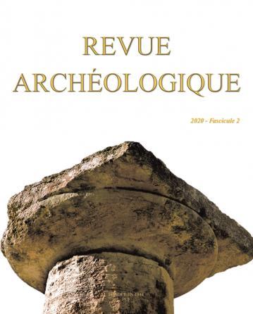 Revue archéologique 2020-2
