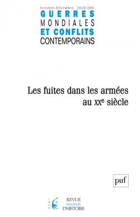 Guerres mondiales et conflits contemporains 2020-4, N.280