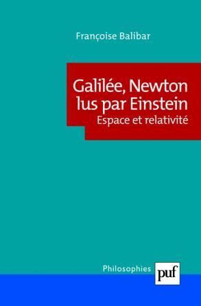 Galilée, Newton lus par Einstein
