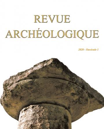 Revue archéologique 2020-1