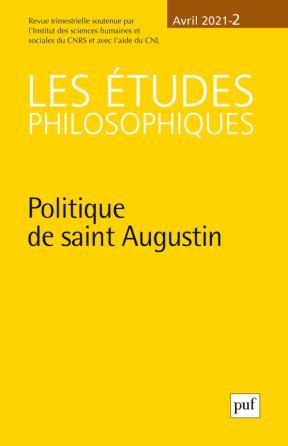 ETUDES PHILOSOPHIQUES 2021, N.2