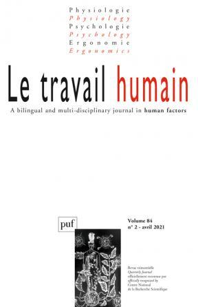 LE TRAVAIL HUMAIN 2021-2