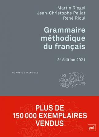 Grammaire méthodique du français