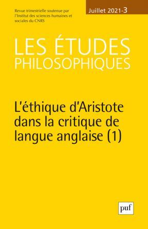 Les Etudes philosophiques, 2021-3