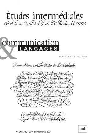 Communication & Langages 208-209