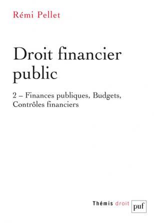 Droit financier public Tome 2