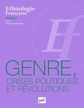 Ethnologie française 2019, n° 2