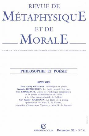 RMM 1996, n° 4